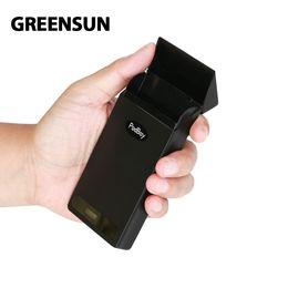 E cig accEssoriEs casE online shopping - New Greensun PodBay Portable Charging Case mAh E cig Quick Charger Spare Part Original Accessory