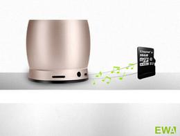 $enCountryForm.capitalKeyWord Australia - 2019 EWA A150 Protable Mini Mental Bluetooth Speaker bass 3D stereo HIFI wireless Speaker Support TF Card Good Sound