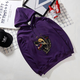 online shopping G wolf head sports thin embroider Kanye West jacket hoodies Hoody Men Women Swag Hip Hop svitshot Justin Bieber Letter Love Hoodie Cooo Coll