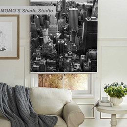 $enCountryForm.capitalKeyWord Canada - MOMO Thermal Insulated Blackout Fabric Custom Painting Window Curtains Roller Shades Blinds,PRB set455-460