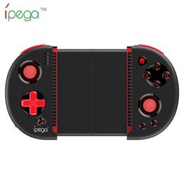 $enCountryForm.capitalKeyWord Australia - iPEGA PG-9087 Bluetooth Gamepad Red Knight Retractable Wireless Controller Extendable Arm Game Joystick For Android IOS Smartphone E286