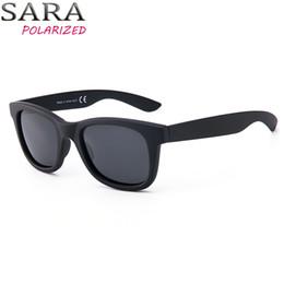 70d96f6babf SARA Classic Sunglasses Men Women Sun Glass Polarized Lens Oculos Gafas De  Sol With Case Summer 2018 New color lenses glasses outlet