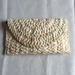 $enCountryForm.capitalKeyWord Canada - 2018 Women Straw Bag New Fashion Clutch Bags Female Handbag Handmade Rattan Bag Corn Peels Woven Summer Casual Beach Pocke 0.3