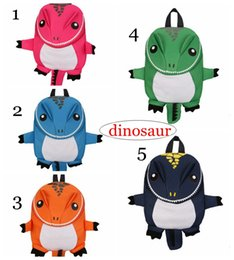 5Color The Good Dinosaur kids backpack Cartoon Arlo Anti Lost kindergarten  girls boys children backpack school bags animals dinosaurs snacks 01bb5a088c2fa