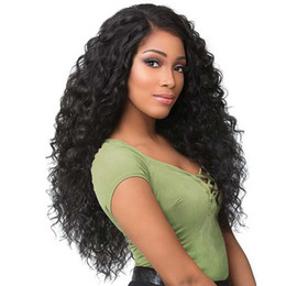HigH ligHted Human Hair online shopping - 250 Thick Density Pre Plucked Human Hair Wigs SMHair Affordable High Quality Curly Brazilian Lace Front Wigs Human Hair With Baby Hair