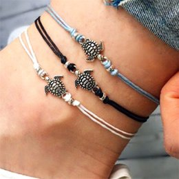 etsy string anklet market ankle bracelets for sale handmade of set friendship il