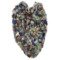 $enCountryForm.capitalKeyWord UK - 200g 7mm Colors Colorful Natural Quartz Crystals Stone Rock Chip Specimens Aquarium C02
