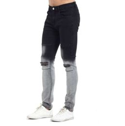 China C:\Users\Administrator\Desktop\Picture\2018-07-19 16_26_37-2017 Gradient Color Ripped KneeNew Men Biker Jeans Fashion Casual Skinny Slim Ri. cheap jeans pictures suppliers
