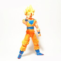Chinese  Dragon Ball Series Action Figure For Children Sun Wukong Super Siah Character Garage Kit Figures Model Toy Hot Anime Periphery 41sb WW manufacturers