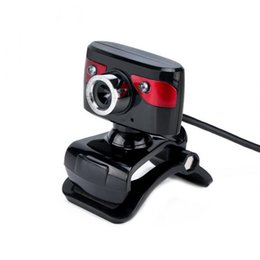 $enCountryForm.capitalKeyWord NZ - HD Webcam 12.0M Pixels 2 LED 360 Degrees Rotatable Computer Web Camera A886 Built-in Microphone For PC Laptop Camcorder