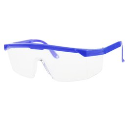 f54f83cf59e Fashion Goggles Dustproof Anti Shock Labor Insurance Protective Glasses  Outdoor Practical Clear Eyewear High Quality 0 7ys Ww