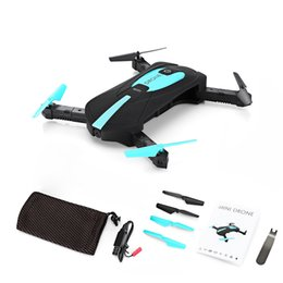 China JY018 ELFIE Drone WiFi FPV Quadcopter Mini Foldable Selfie Drone RC Drones with HD Camera HD Professional VS JJRC H37 Helicopter supplier hd fpv cameras suppliers