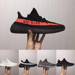 SPLY 350 V2 обувь чистый белый черный и белый черный красный серый зебра черный красный кроссовки мужчины и женщины обувь