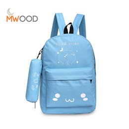 $enCountryForm.capitalKeyWord Australia - New Arrived Korean Casual Backpack Cartoon Cute School Bag For Girls Boys Student Women Men College Travel Rucksack
