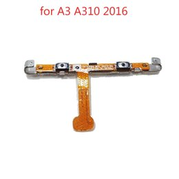 SamSung a3 cable online shopping - 10 NEW Volume Button Flex Cable Parts for Samsung Galaxy A3 A310 A5 A510 A7 A710
