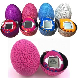 $enCountryForm.capitalKeyWord Canada - Multi-colors Dinosaur egg Virtual Cyber Digital Pet Game Toy Tamagotchis Digital Electronic E-Pet Christmas Gift