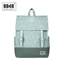 $enCountryForm.capitalKeyWord NZ - 8848 Brand Women Backpacks Preppy Style New Fashion Style 15.6 Inch Computer Backpack Soft Back Big Capacity Casual 173-002-012
