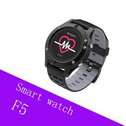 $enCountryForm.capitalKeyWord Australia - F5 Smart Watch IP67 Heart Rate Monitor GPS Multi-Sport Mode OLED Altimeter Bluetooth Fitness Tracker waterproof smart watch for all smart