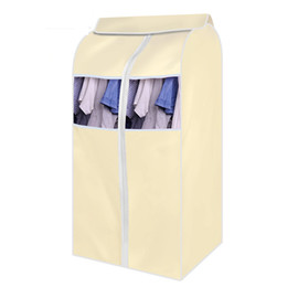 $enCountryForm.capitalKeyWord UK - Large Capacity Cloth Hanging Suit Coat Dust Cover Protector Dustproof Wardrobe Storage Bag