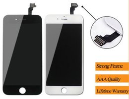 $enCountryForm.capitalKeyWord NZ - LCD For Iphone 6 6g Display With Touch Screen Digitizer 4.7inch Cellphone Repair Parts No Dead Pixels DHL Freeshipping