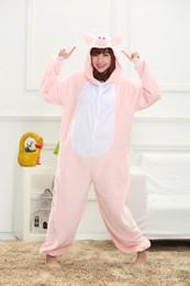 2d83eb591207 Pig Sleepwear Australia - 2018 New Onesie Wholesale Animal Stitch Star  Unicorn Kigurumi Adult Unisex Pajamas