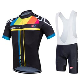 9c53c9762 Hot New Comming Cycling Jerseys Black T Models Mountain Bike Clothes Short  Sleeve Quick Dry Cycling Sets Breathable Bikes Clothes