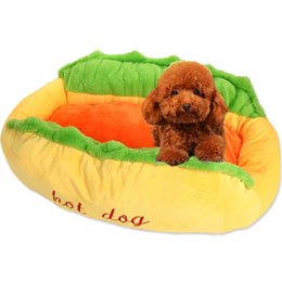 3945cd95a95f Hot Dog Bed Pet Winter Beds Fashion Sofa Cushion Supplies Warm Dog House Pet  Sleeping Bag Cozy Puppy Nest Kennel free shipping