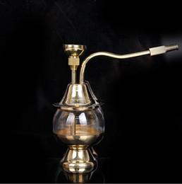 Yanju copper detachable dual-purpose portable hookah smoke pot man on Sale