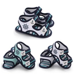 $enCountryForm.capitalKeyWord Australia - Baby Kids infant Boy's Sandals Summer fashion Children Breathable Antiskid Casual Canvas Shoes firstwalkers