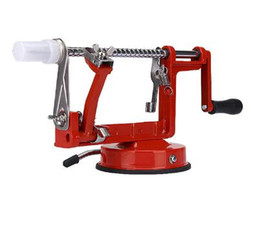 China 3 In 1 Fruit Apple Peeler Slicing Machine Stainless Steel Blade Iron Body Apple Machine Peeled Creative Home Kitchen Tool cheap apple peeling machines suppliers