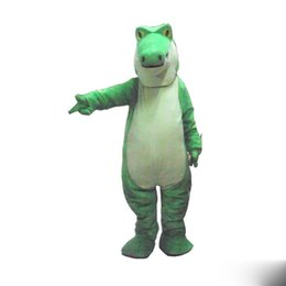 China 100%as the picture, Hot Sale Crocodile Alligator Plush Mascot Costume Adult Size Fancy Dress Suit Free Shipping cheap japanese picture suppliers