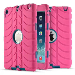 Kids ipad mini silicon case online shopping - For iPad mini Air Air2 iPad Pro Retina Kids Baby Safe Armor Shockproof Heavy Duty Silicone Hard Case Cover pc