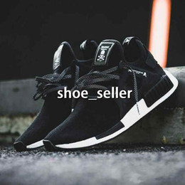 51b32bd25b0cc 2018 New nmd XR1 runner Mastermind Japan master r1 mind Primeknit PK black  men women Running Shoes Sports Shoes sneakers Size 36-45