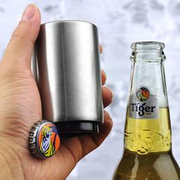 $enCountryForm.capitalKeyWord NZ - Automatic Bottle Opener 2018 New Bottle Opener Manufacturer Wholesale Beer Automatic Bottle Opener Custom Logo Kitchen Drinkware Free Shippi