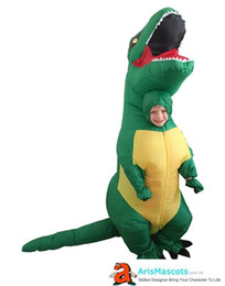 $enCountryForm.capitalKeyWord NZ - kids size inflatable costume dinosaur mascot costume cute suit for party creat your own mascots at arismascos