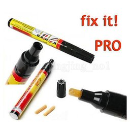 Scratch Repairs For Cars Australia - Car Scratch Repair Remover Pen Coat Applicator For Simoniz Fix It Pro Clear car tools Clear Pens Packing car care tool FFA1261