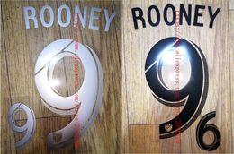 $enCountryForm.capitalKeyWord Australia - 2018-2019 Rooney #9 nameset name numbering nameset patch badge