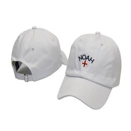 8136e45386cba Creative Luxury Designer NOAH Cross Pattern Baseball Cap Men Women Lovers  Casual Adjustable Snapback Spring Fall Style 12sl ff