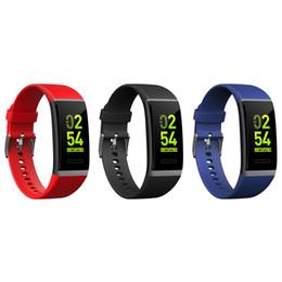 $enCountryForm.capitalKeyWord UK - 150mAh Smart Heart Rate Bracelet Blood Pressure Sleep Monitoring Healthy Anti-lost Step Counter Sports Smart Watch