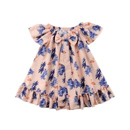 0ae7c4af5 StyliSh baby girl clotheS online shopping - NEW FASHION printing lovely Newborn  Baby Girl Bowknot Short
