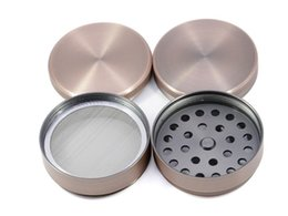 $enCountryForm.capitalKeyWord UK - 63mm zinc alloy grinder 4 parts Cnc Teeth Tobacco Dry Herb Grinders for Smoking Space Case Grinder easy clear free shipping