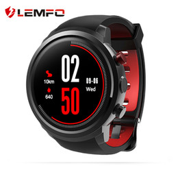 Take picTures online shopping - Smart watch Android system dual mode power saving wifi sim GPS can take pictures LEF2