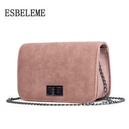 2018 new arrival ladies soft PU leather mini flap chain bags female beige  women small faux nappa shoulder crossbody bags YG358 ff4f9b20dfaa6