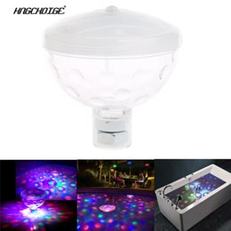 Led Lamps Led Underwater Lights Creativity Stunning Pool Light Floating Underwater Led Disco Light Glow Show Swimming Pool Hot Tub Spa Lamp Lumiere Disco Pisc High Quality Goods
