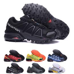 6879cee2f5e Sapato ShoeS men online shopping - 2018 Salomon Shoes zapatos hombre  Sneakers Men Speed Cross CS