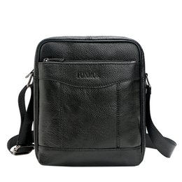 ASDS FONMOR Leisure Men s Bag Zipper Shoulder Bag Handbags for the Office  Messenger for iPad Mini f9b9a3da70732
