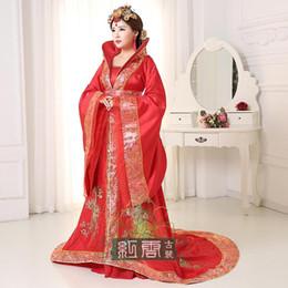 $enCountryForm.capitalKeyWord UK - Chinese Traditional wedding Couple Suit Dragon Phoenix embroidery Wedding cheongsam and dress la robe de mariage de chinois