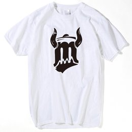 $enCountryForm.capitalKeyWord Australia - Beauty Tee Shirt Short Sleeve Minnesotas Viking Gray T Shirts Mens Hip-Hop Pop Round Neck Online Shop Jersey