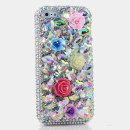 $enCountryForm.capitalKeyWord UK - Women Rhinestone Case+handmade diamond back Cover Case For xiaomi Max 2 Mix 2s mi6 5X A1 A2 Redmi 5 plus 4A 4x Note 4x 5A Pro