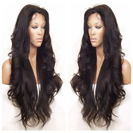 $enCountryForm.capitalKeyWord NZ - Top Quality Brazilian Wet and Wavy Human Hair Wigs Brazilian Body Wave Lace Front Wigs Glueless Full Lace Wigs Bleached Knots